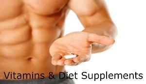 vitamins and diet supplements