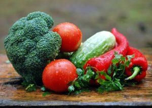 negative calorie vegetables